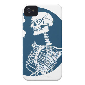 blue moon shirt iPhone 4 cover