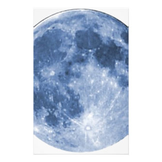 blue moon stationery