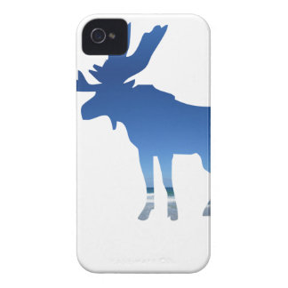 blue moose iPhone 4 Case-Mate cases