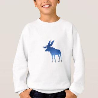 blue moose sweatshirt