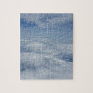 blue morning sky jigsaw puzzle