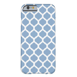 Blue Moroccan Pattern iPhone 6 Case