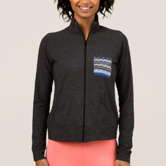 Blue Mosaic Women's Practice Jacket