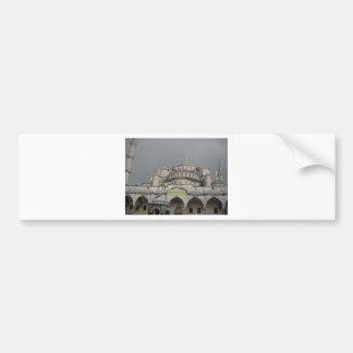 Blue Mosque in Istanbul, Turkey Bumper Sticker