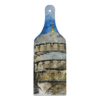 Blue Mosque in Istanbul Turkey Cutting Board