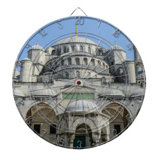 Blue Mosque in Istanbul Turkey Dartboard