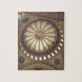 Blue Mosque Interior Istanbul, Turkey Jigsaw Puzzle