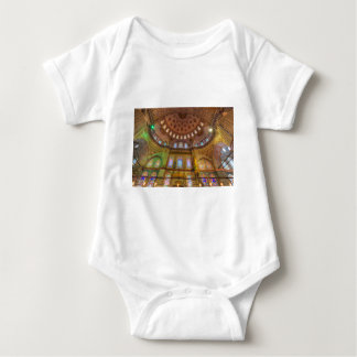 Blue Mosque Istanbul Baby Bodysuit
