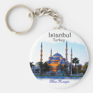 Blue Mosque- Istanbul Key Ring