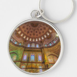 Blue Mosque Istanbul Key Ring