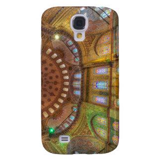 Blue Mosque Istanbul Samsung Galaxy S4 Case