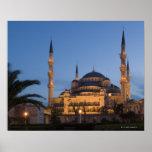 Blue Mosque, Sultanhamet Area, Istanbul, Turkey