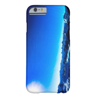 Blue Mountain Barely There iPhone 6 Case