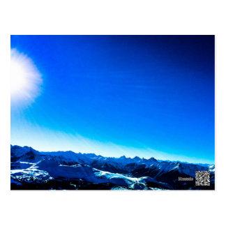 Blue Mountain Postcard