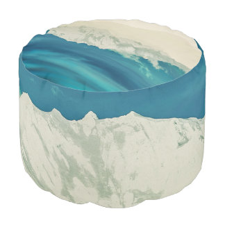 Blue Mountain Pouf