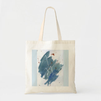 Blue Mountain Range Tote Bag