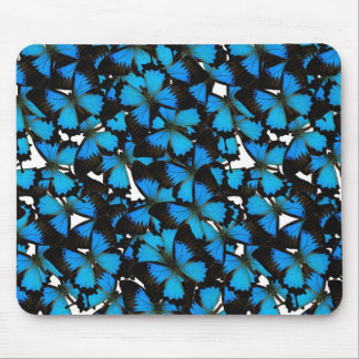 Blue Mountain Swallowtail Mouse Pad