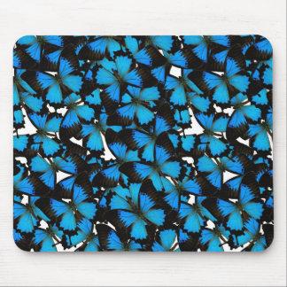 Blue Mountain Swallowtail Mouse Pad