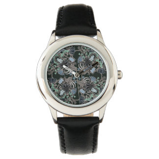 Blue Mountain Vintage Style Watch