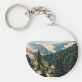 Blue Mountains Key Ring