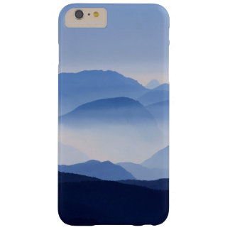 Blue Mountains Meditative Relaxing Landscape Scene Barely There iPhone 6 Plus Case