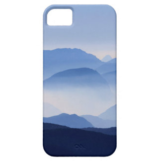 Blue Mountains Meditative Relaxing Landscape Scene Case For The iPhone 5