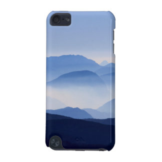 Blue Mountains Meditative Relaxing Landscape Scene iPod Touch (5th Generation) Cases