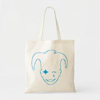Blue MTJ Budget Tote Bag