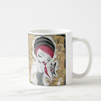 Blue Muse Mug