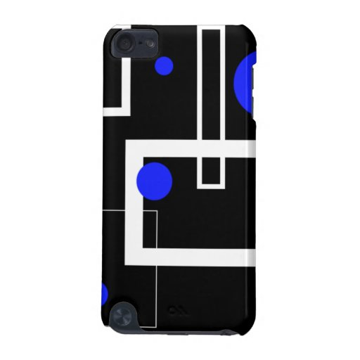 Blue 'n' White iPod Touch 5G Cover
