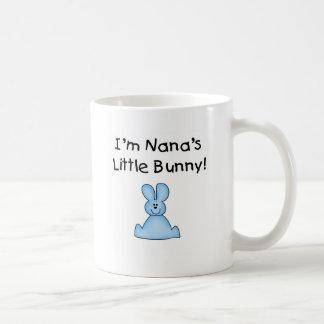 Blue Nana s Little Bunny T-shirts and Gifts Mugs