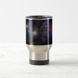 Blue Nebula 15 Oz Stainless Steel Travel Mug