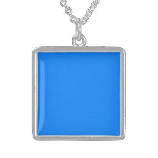 Blue necklaces for ladies