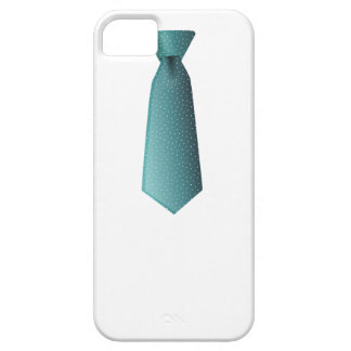 Blue Necktie iPhone 5 Cover