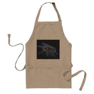 Blue neon fly apron. standard apron