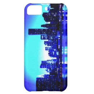 Blue New York City iPhone 5C Case