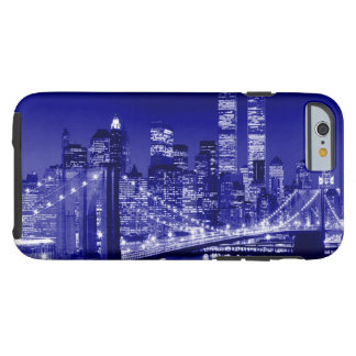 Blue New York City Tough iPhone 6 Case