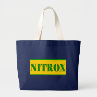 BLUE NITROX TOTE BAG FOR OPEN WATER DIVERS