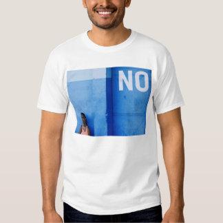 blue no more shirts