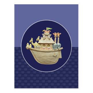 Blue Noah s Ark Postcards