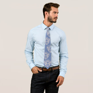Blue North East Soul Tie