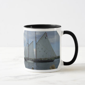 Blue Nose Mug