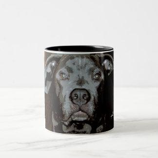 Blue Nose Pit Bull Terrier Mug