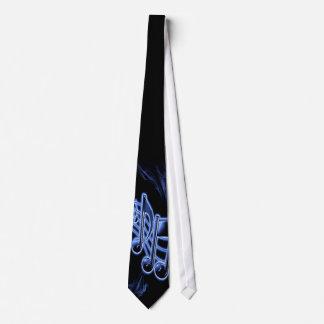 Blue Notes Tie