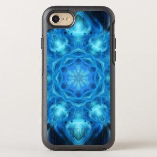 Blue Nova Mandala OtterBox Symmetry iPhone 8/7 Case
