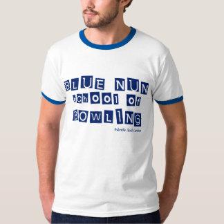 Blue Nun school of Bowling - Customized T Shirts