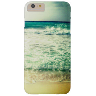Blue Ocean Beach Barely There iPhone 6 Plus Case