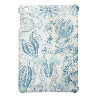Blue Ocean Creatures iPad Mini Cover