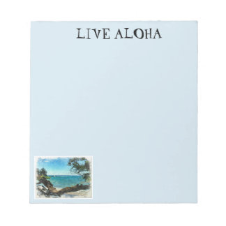 Blue Ocean Notepad