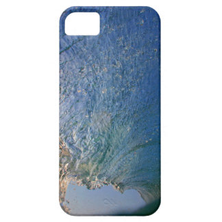 Blue ocean wave case for the iPhone 5